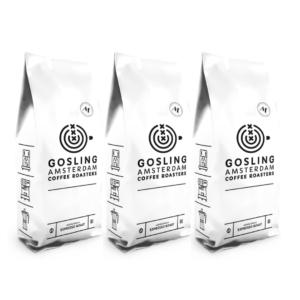 Gosling Coffee proefpakket