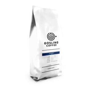 Package front Colombia Gosling Coffee