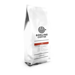 Package front Peru Gosling Coffee