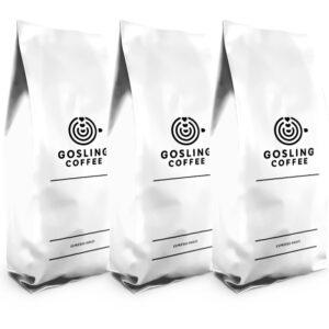 Proefpakket Gosling Coffee