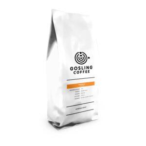 Package front Rwanda Gosling Coffee
