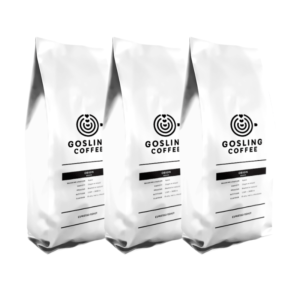 Gosling Coffee tasting package