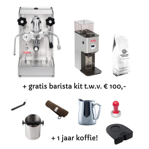 Lelit Mara X barista package Gosling Coffee