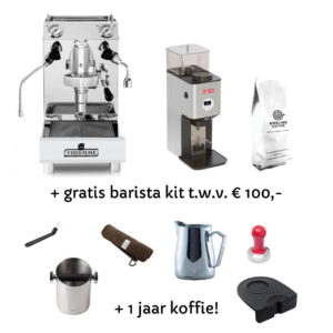 VBM barista package Gosling Coffee